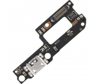 Placa de Carga Micro usb con Microfono Antena para Xiaomi Mi A2 Lite Redmi 6 Pro