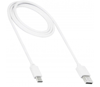 Cable USB Tipo C Original Xiaomi Mi Blanco