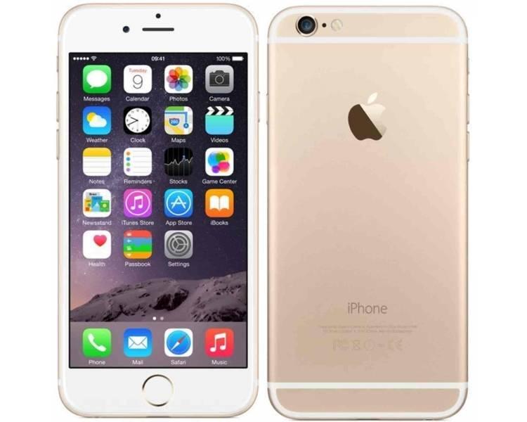 Apple iPhone 6 16GB - Oro - Libre - Sin Touch ID - Grado A - - 1