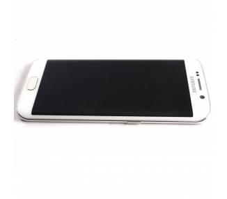 Samsung Galaxy S6 Edge 32GB - Blanco - Libre - Grado A -  - 2