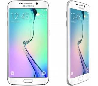 Samsung Galaxy S6 Edge 32GB - Blanco - Libre - Grado A -  - 1