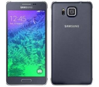 Samsung Galaxy Alpha | Black | 32GB | Refurbished | Grade A  - 1