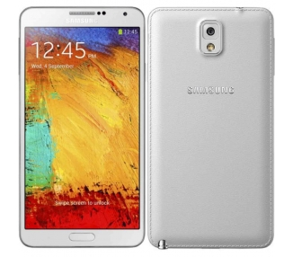 Samsung Galaxy Note 3 | White | 16GB | Refurbished | Grade A  - 1
