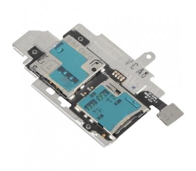 Flex Modulo Lector Tarjeta Sim SD Repuesto Samsung Galaxy S3 i9300 Reparacion Samsung - 1