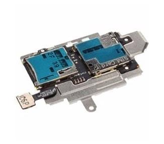 Flex Modulo Lector Tarjeta Sim SD Repuesto Samsung Galaxy S3 i9300 Reparacion Samsung - 2