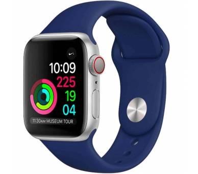 Correa Reloj Apple Watch Series 1 2 3 4 pulsera silicona iWatch 38-40 42-44mm ARREGLATELO - 2