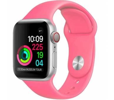 Correa Reloj Apple Watch Series 1 2 3 4 pulsera silicona iWatch 38-40 42-44mm ARREGLATELO - 3