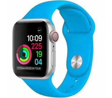 Correa Reloj Apple Watch Series 1 2 3 4 pulsera silicona iWatch 38-40 42-44mm ARREGLATELO - 4