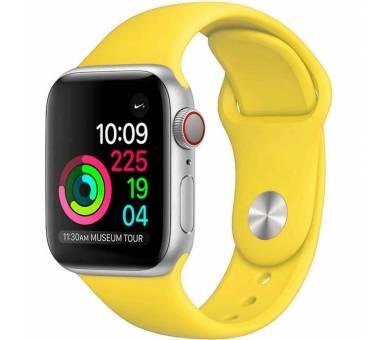Correa Reloj Apple Watch Series 1 2 3 4 pulsera silicona iWatch 38-40 42-44mm ARREGLATELO - 6
