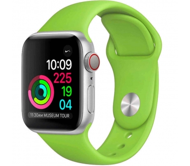 Correa Reloj Apple Watch Series 1 2 3 4 pulsera silicona iWatch 38-40 42-44mm ARREGLATELO - 7