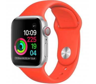 Correa Reloj Apple Watch Series 1 2 3 4 pulsera silicona iWatch 38-40 42-44mm ARREGLATELO - 8