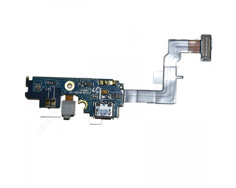 CONECTOR DOCK FLEX CABLE MICROFONO CARGA DATOS USB PARA Samsung Galaxy S2 i9100 Samsung - 1