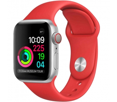 Correa Reloj Apple Watch Series 1 2 3 4 pulsera silicona iWatch 38-40 42-44mm ARREGLATELO - 11