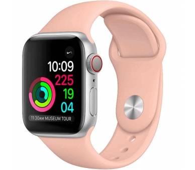 Correa Reloj Apple Watch Series 1 2 3 4 pulsera silicona iWatch 38-40 42-44mm ARREGLATELO - 12