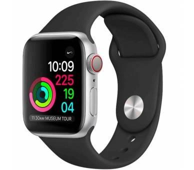 Correa Reloj Apple Watch Series 1 2 3 4 pulsera silicona iWatch 38-40 42-44mm ARREGLATELO - 13