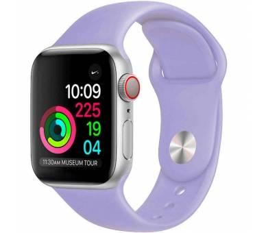 Correa Reloj Apple Watch Series 1 2 3 4 pulsera silicona iWatch 38-40 42-44mm ARREGLATELO - 15