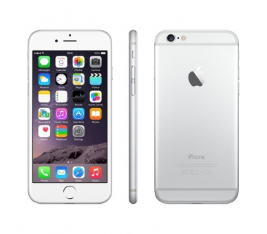 Apple iPhone 6 | Silver | 32GB | Refurbished | Grade A+ | Apple - 1