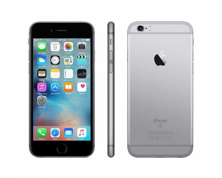 Apple iPhone 6 64 GB - Spacegrijs - Simlockvrij - A + Apple - 1