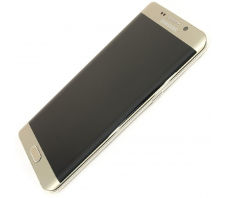 Samsung Galaxy S6 Edge+ | SM-G928F | 32GB | Dorado | Libre | B  - 1