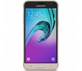 Samsung Galaxy J3 2016 | SM-J320FN | 8GB | Dorado | Libre | A  - 1