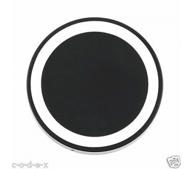 Cargador Pad Carga Inalambrico para Samsung Galaxy S6 S2 S3 S4 S5 Note 2 3 4 - 4