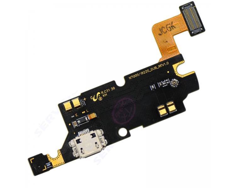 Samsung Galaxy Note N7000 - Charging Flex Samsung - 1