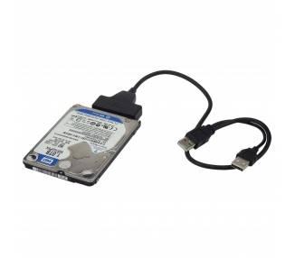 "USB cable to SATA 2.5 external hard disk HDD SSD Adapter Converter"" ARREGLATELO - 6"