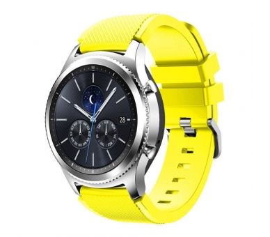 Recambio para Correa Samsung Gear S3 Pulsera de Silicona Reloj Smartwatch - 3