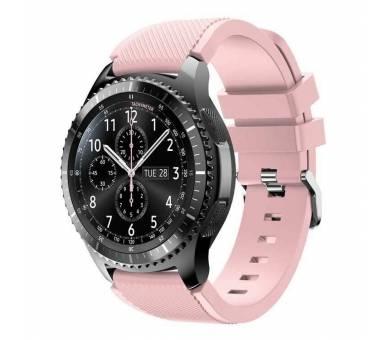 Recambio para Correa Samsung Gear S3 Pulsera de Silicona Reloj Smartwatch - 4