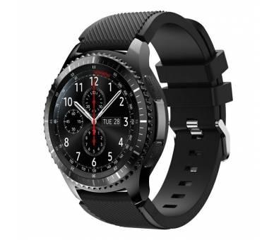 Recambio para Correa Samsung Gear S3 Pulsera de Silicona Reloj Smartwatch - 5