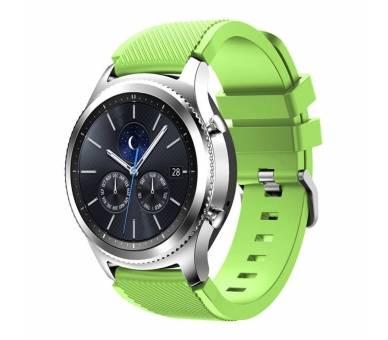 Recambio para Correa Samsung Gear S3 Pulsera de Silicona Reloj Smartwatch - 6