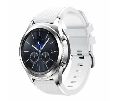 Recambio para Correa Samsung Gear S3 Pulsera de Silicona Reloj Smartwatch - 7