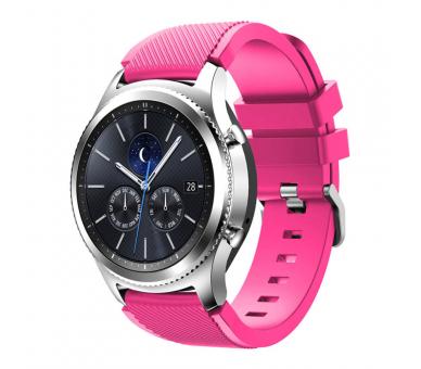 Recambio para Correa Samsung Gear S3 Pulsera de Silicona Reloj Smartwatch - 9