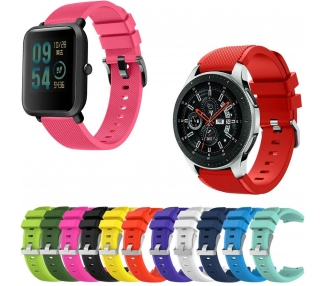Recambio para Correa Xiaomi Amazfit Stratos / Pace 2 / Bip Smartwatch Pulsera   - 1
