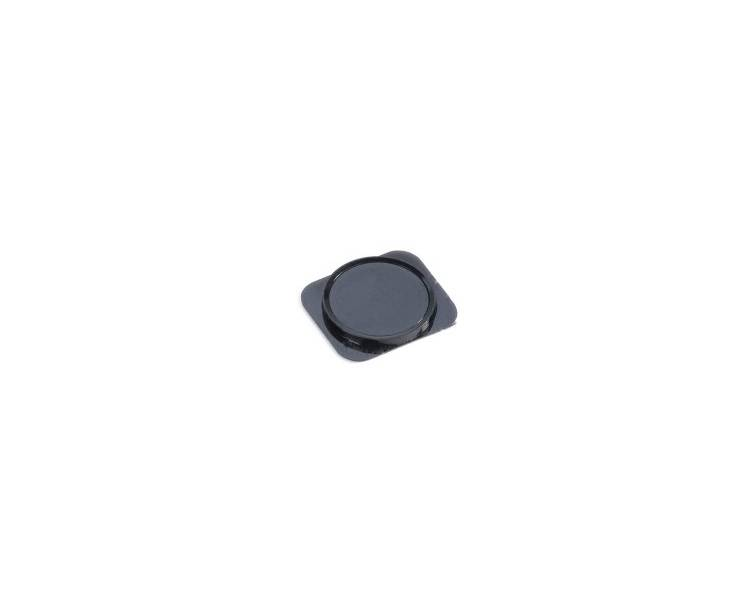 iPhone 5S Home Button - Plastic part only - Black ARREGLATELO - 1