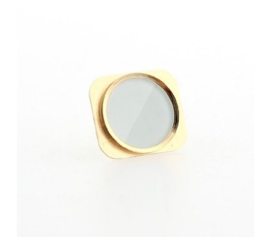 iPhone 5S Home Button - Plastic part only - Gold ARREGLATELO - 2