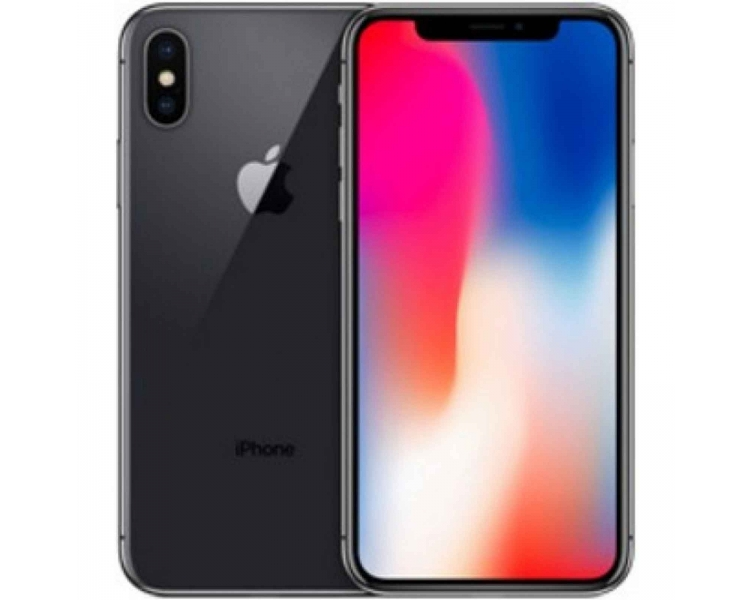 Apple iPhone X | 64GB | Gris | Libre | A