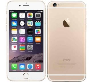 Apple iPhone 6   16GB   Dorado   Libre   B   Sin Touch iD  - 1