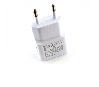 Universal Charger - 5V 1A - Color White - 1