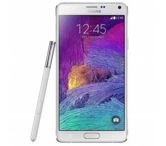 Samsung Galaxy Note 4 | 32GB | Blanco | Libre | B  - 1