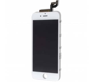 Pantalla Para iPhone 6S Plus Calidad OEM, Reemplaza la Original Rota, Blanca ARREGLATELO - 1