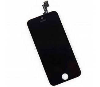 Pantalla Para iPhone 5S Calidad OEM, Reemplaza la Original Rota, Negra ARREGLATELO - 1