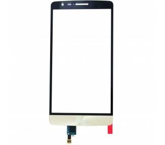 Pantalla Tactil Digitalizador para LG G3 S Mini G3S D722 DOrado  - 1