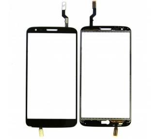 Tactil para LG G2 D800   Color Negro  - 1