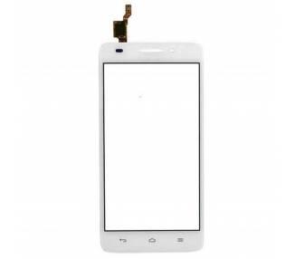 Pantalla Tactil Digitalizador para Huawei G620 G620S 4G Blanco  - 1