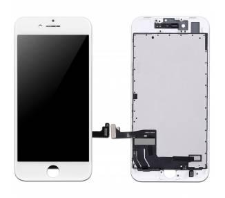 Pantalla Para iPhone 8 & Se 2020 Calidad OEM, Reemplaza la Original Rota, Blanca ARREGLATELO - 1