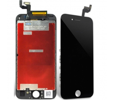 Pantalla Completa Retina con LCD & Tactil para Apple iPhone 6S Negro Negra ULTRA+ - 2