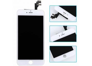 Pantalla Completa con Marco para iPhone 6 Plus Blanco Blanca ARREGLATELO - 2