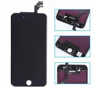 Pełny ekran dla iPhone 6 Plus Czarny Czarny