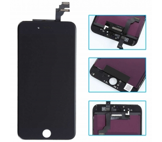 Pantalla Completa para iPhone 6 Plus Negro Negra ARREGLATELO - 2